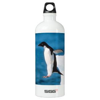 Funny Penguin 32 oz. SIGG Traveler 1.0L Water Bottle