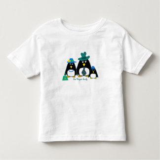 Funny Penguin Family Christmas Gift Baby T-Shirt