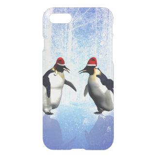 Funny penguin iPhone 8/7 case