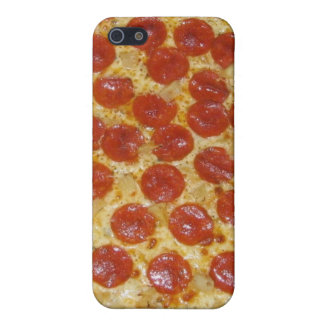 funny pepperoni pizza iPhone 5 cover