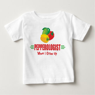 Funny Peppers Baby T-Shirt