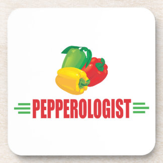 Funny Peppers Coaster