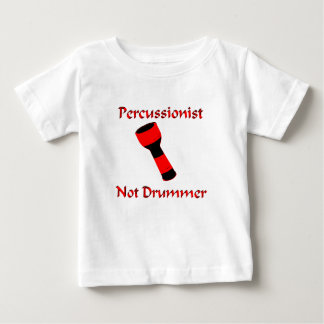 funny percussionist baby T-Shirt