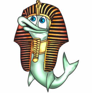 Funny Pharaoh Fish Photo Cut Out