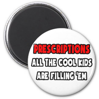 Funny Pharmacist Shirts and Gifts 2 Inch Round Magnet