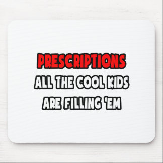 Funny Pharmacist Shirts and Gifts Mouse Pad