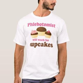 Funny Phlebotomist T-Shirt