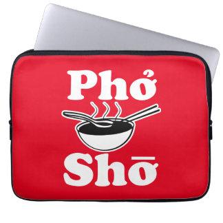 Funny Pho Shop Laptop sleeve