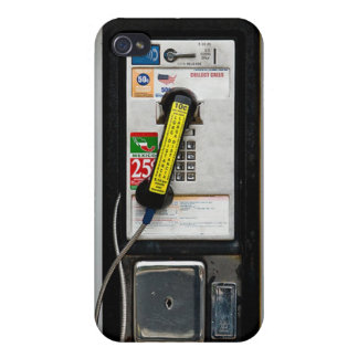 Funny Phone Booth iPhone 4/4S Cover
