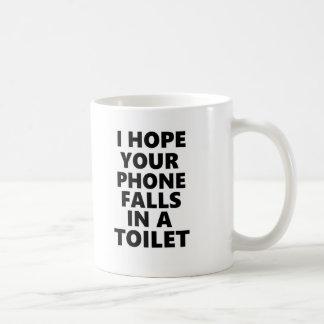 Funny Phone Coffee Mug
