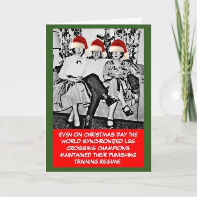 Funny Pictures For Cards. Funny photo Christmas Cards by