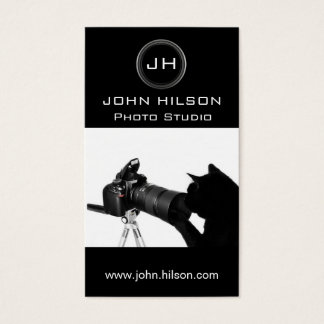 Funny Photographer Business Card