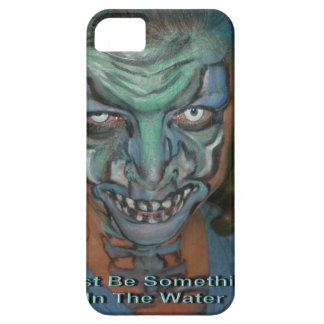 Funny Photos Funny Sayings Something In The Water iPhone SE/5/5s Case