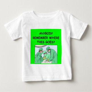 funny physician joke baby T-Shirt