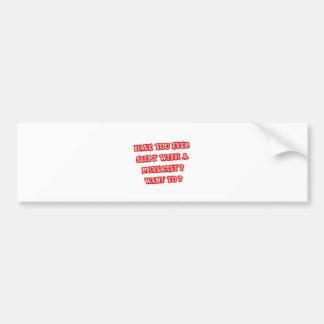 Funny Physicist Pick-Up Line Bumper Sticker