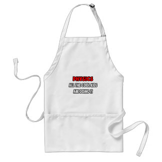 Funny Physicist Shirts and Gifts Aprons