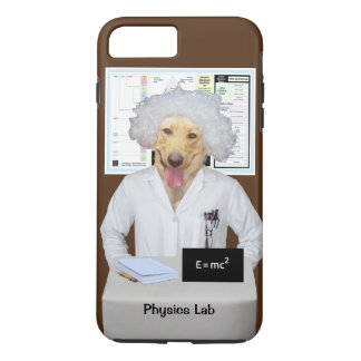 Funny Physics Lab iPhone 8 Plus/7 Plus Case