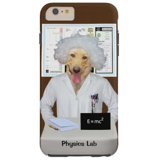 Funny Physics Lab Tough iPhone 6 Plus Case