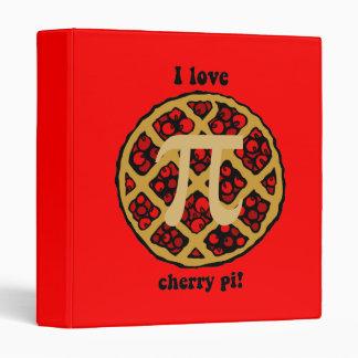 Funny pi vinyl binder
