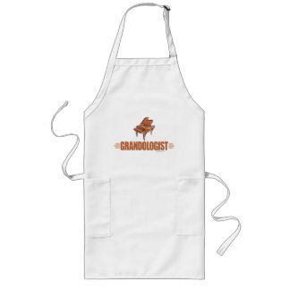 Funny Piano Music Aprons