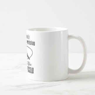 Funny piccolo designs coffee mug