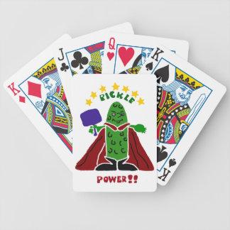 Pickle poker