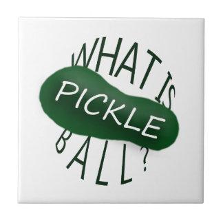 Funny Pickleball Tile
