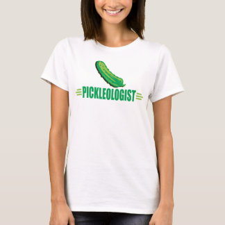 Funny Pickleologist T-Shirt