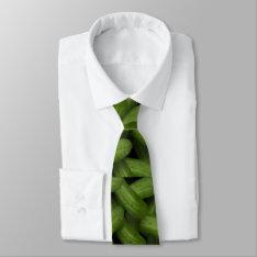 Funny Pickles Tie at Zazzle