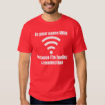 Funny Pickup Line: WIFI connection Dresses