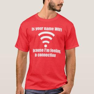 Wifi pick up line