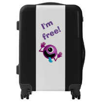 Funny Picture Luggage