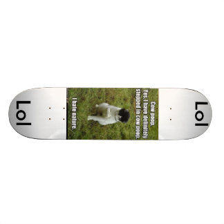 funny-pictures-cat-hates-nature1, Lol, Lol Skateboard Deck