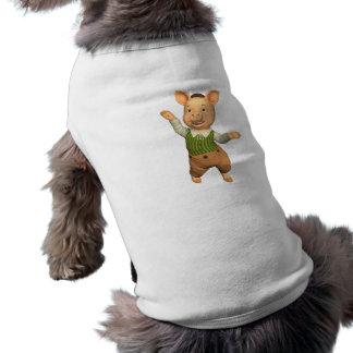 Funny pig design shirt