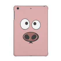 Funny Pig iPad Mini Cover