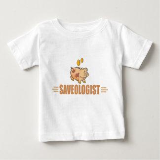 Funny Piggy Bank Baby T-Shirt