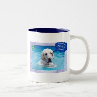 Funny Pina Coloda Labrador Mug