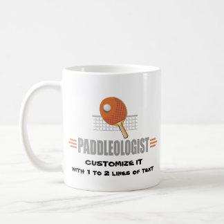 Funny Ping Pong Coffee Mug