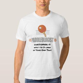 Funny Ping Pong T Shirt