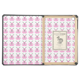 Funny Pink Easter Bunnies Case For iPad Air