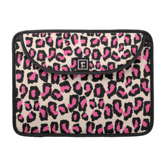"""funny pink leopard spots,Mac,Choose 13"""" 0r 15"""" Sleeves For MacBooks"""
