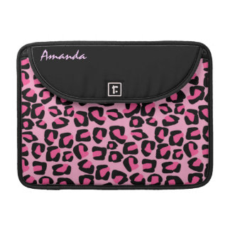 """funny pink leopard spots,MAC,choose 13"""" or 15"""", Sleeves For MacBook Pro"""