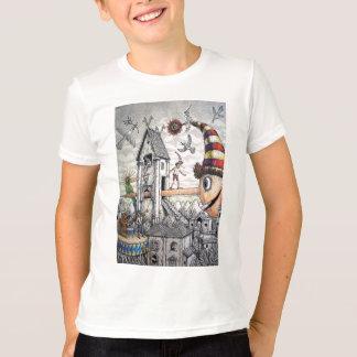 Funny Pinocchio T-Shirt