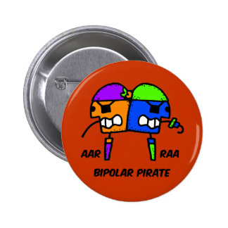 Funny pirate pins