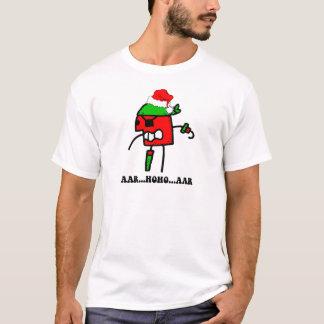 Funny pirate Christmas T-Shirt