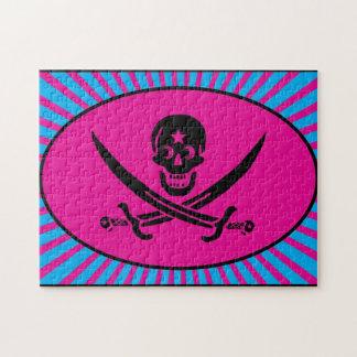 Funny Pirate Deluxe Rompecabezas Con Fotos