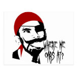 Funny Pirate Postcards