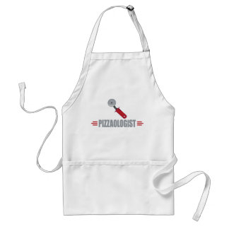 Funny Pizza Aprons