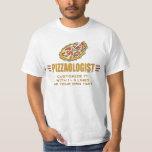 Funny Pizza T Shirt