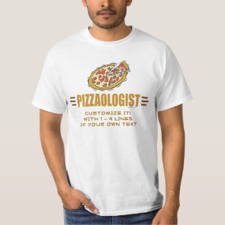 Funny Pizza T Shirt